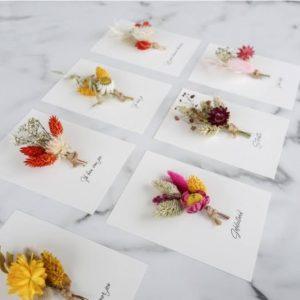 Flowercard van Buro Allure